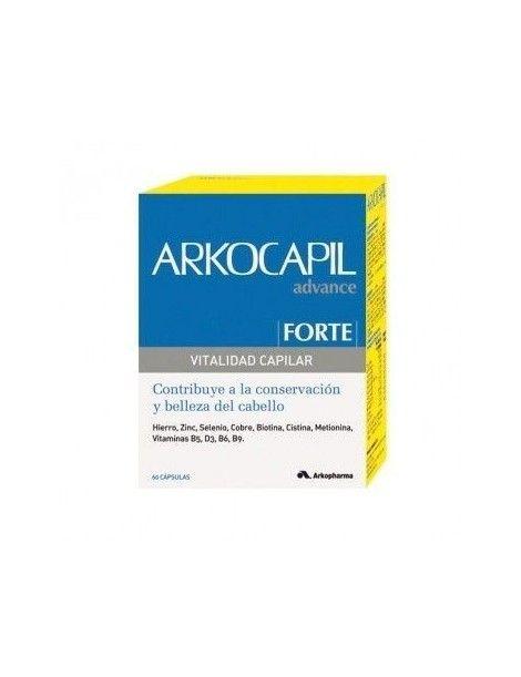ARKOCAPIL FORTE 60 CAP