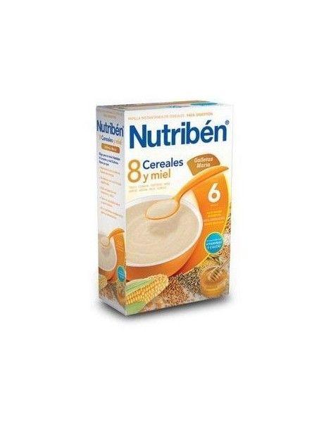 NUTRIBEN 8 CER 600 GR