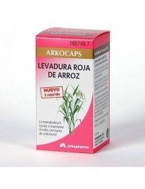 ARKOCAPS LEVADURA ROJA DE ARROZ 45 CAP