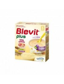 BLEVIT PLUS DUPLO 8 CER NATILLAS 650 GR