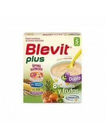 BLEVIT PLUS DUPLO 8 CER BIZCOCHO 650 GR
