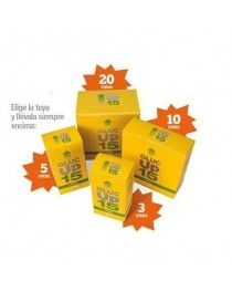 GLUC UP LIMON 15GX20 STICKS 30 ML