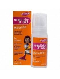 NEOSITRIN GO MOUSSE 100 ML