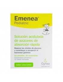 EMENEA PEDIATRIC LIMA LIMON 12 SOBRES