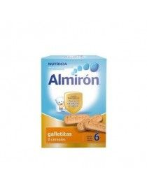ALMIRON ADVANCE GALLETITAS BIB 180 GR