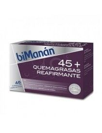 BIMANAN 45+ QUEMAGRASA REAFIRMANTE