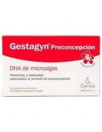 GESTAGYN PRECONCEPCION 30 CAP