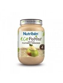 NUTRIBEN ECOPOTITO PLAT/MANZ 130 GR