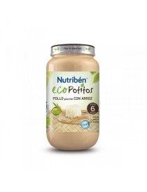 NUTRIBEN ECOPOTITO POLLO GOURMET/ARROZ