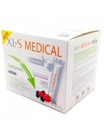 XLS MEDICAL CAPTAGRASAS STICK 90 SOBRES