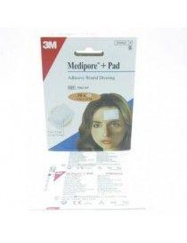 MEDIPORE+PAD 5X7 2CM 10 APOS