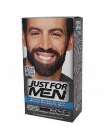 JUST FOR MEN BIGOTE Y BARBA NEGRO