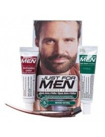 JUST FOR MEN BIGOTE Y BARBA MORENO