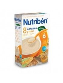 NUTRIBEN 8 CER MIEL EFECTO DIGEST 300GR