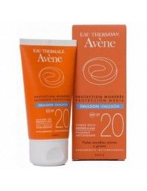 EMULSION SOLAR AVENE SPF 20 OIL FREE 50 ML