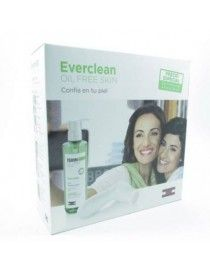 EVERCLEAN PACK GEL PURIFICANTE+CEPILLO