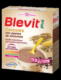 BLEVIT PLUS TROCITOS PEP CHOCO 600 GR