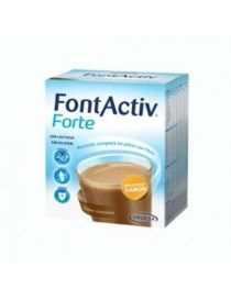 FONTACTIV FORTE CHOCOLATE 14X30 GR