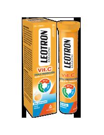 LEOTRON VIT C 18 COMP EFERV