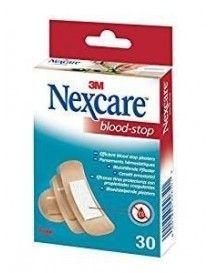 NEXCARE BLOOD STOP 30 TIRAS SURTID