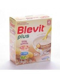 BLEVIT PLUS SUPERFIBRA S/GLUTEN 600 GR