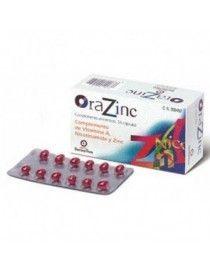 ORAZINC 36 CAP