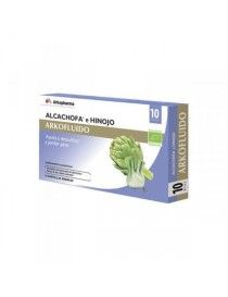 ARKOFLUIDO ALCACHOFA-HINOJO 20 AMP