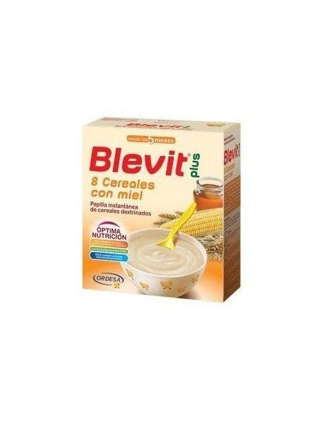 BLEVIT PLUS 8 CER MIEL 300 GR