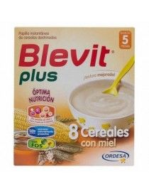 BLEVIT PLUS 8 CER MIEL 600 GR