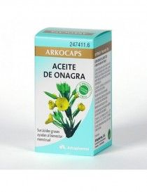 ARKOCAPS ONAGRA 50 CAP (ACEITE)