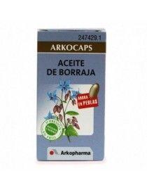 ARKOCAPS BORRAJA 50 CAP (ACEITE)