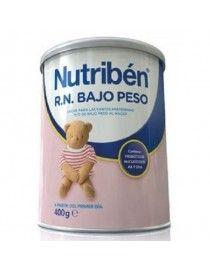 NUTRIBEN RN BAJO PESO 400 GR