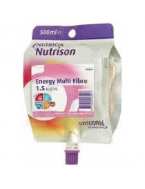 NUTRISON PACK ENERGY MULTIF 1000 C/8