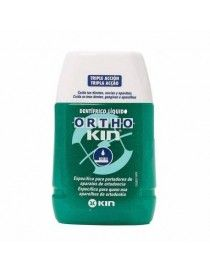 ORTHO KIN DENTIFRICO LIQUI 100 ML