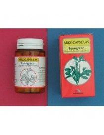 ARKOCAPSULAS FENOGRECO 50 CAP