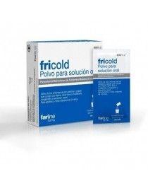FRICOLD 10 SOBRES POLVO SOLUCION ORAL