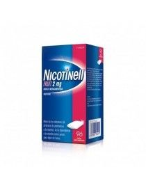 NICOTINELL FRUIT 2 MG 96 CHICLES MEDICAMENTOSOS