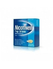 NICOTINELL 7 MG/24 H 28 PARCHES TRANSDERMICOS 17.5 MG
