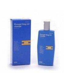 PIROXGEL 6 MG/ML CHAMPU MEDICINAL 200 ML