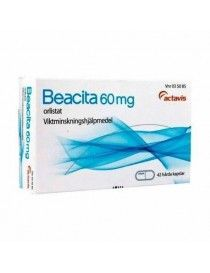 BEACITA 60 MG 42 CAPSULAS (BLISTER)