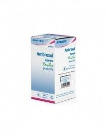 AMBROXOL APOTEX EFG 3 MG/ML JARABE 200 ML