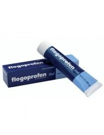 FLOGOPROFEN 50 MG/G GEL TOPICO 100 G