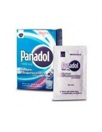PANADOL 1 G 10 SOBRES EFERVESCENTES