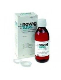NOVAG TUSS 2 MG/ML SOLUCION ORAL 200 ML