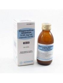 CLOPERASTINA NORMON EFG 3.54 MG/ML SUSPENSION ORAL 120 ML