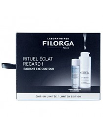 FILORGA SET OPTIM EYES LOCION DESMAQUILLANTE + OPTIM EYES CONTORNO 15 ML