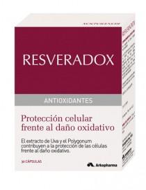 RESVERADOX 30 CAP CON RESVERATROL