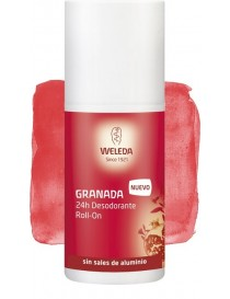 DESODORANTE ROLL-ON GRANADA WELEDA