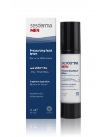 SESDERMA MEN LOCION FACIAL HIDRATANTE 50 ML