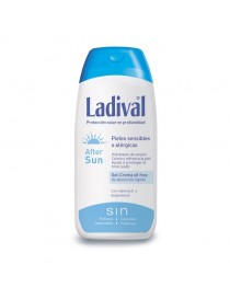 LADIVAL ALLERGY AFTER SUN GEL CREMA 200 ML